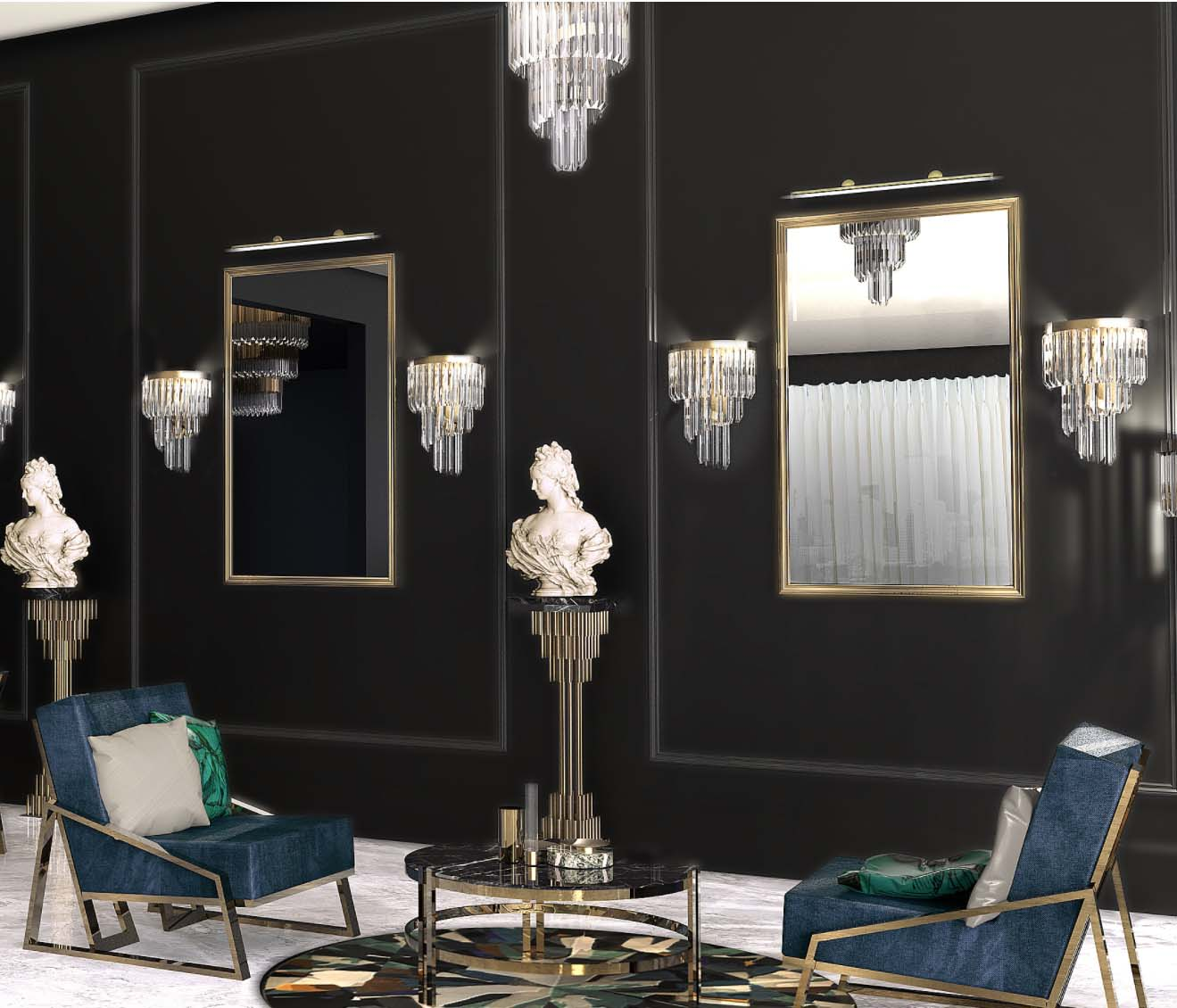 Steve ward from astounding interiors is an accomplished professional interior designer he has designed for celebrities vips the social elite and those who