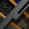 Dual Zone Wine Cooler WLB-150DF
