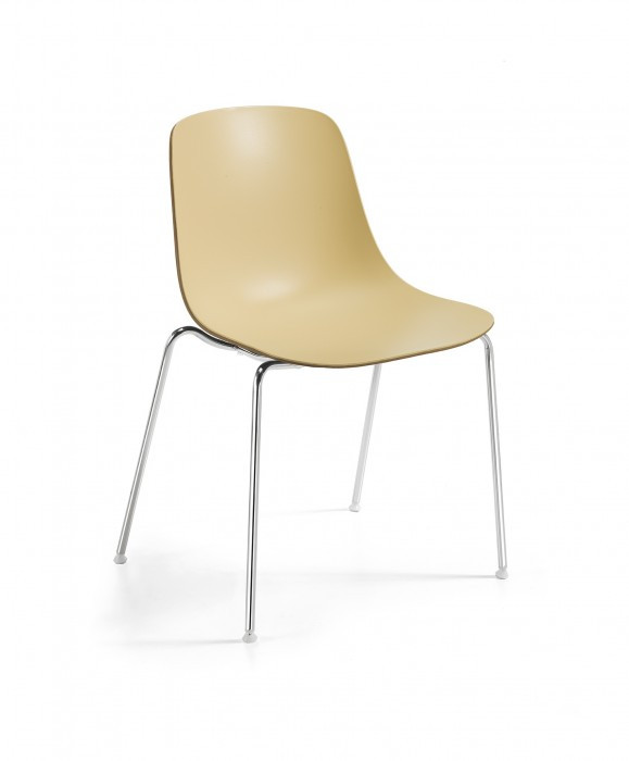 Infiniti Pure Loop Binuance - 4 Leg Chair