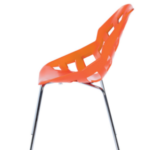 Gaber Ninja NA Chair with Chromed Legs