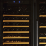 Wine Cooler WL350DF (110-130 BOT) with efficient cooling system