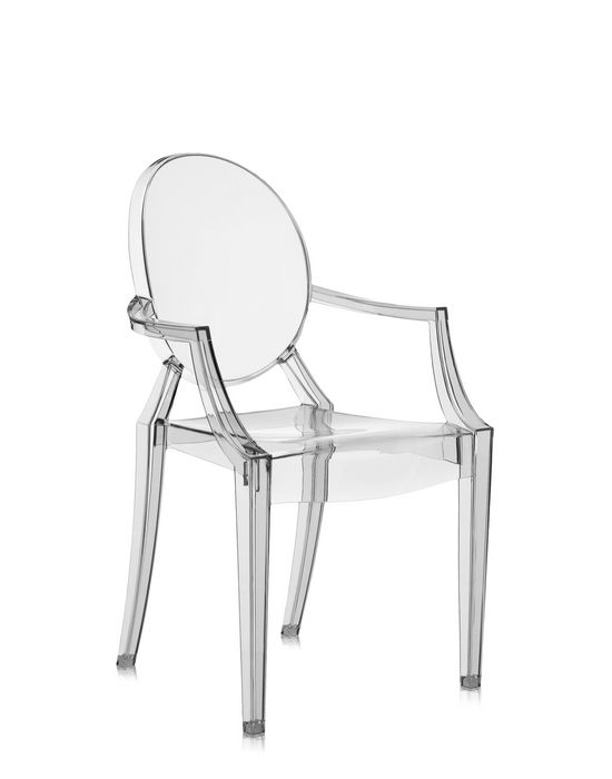 KARTELL Louis Ghost Chair – Pack of 4 | UK\'s Top Bar & Restaurant ...
